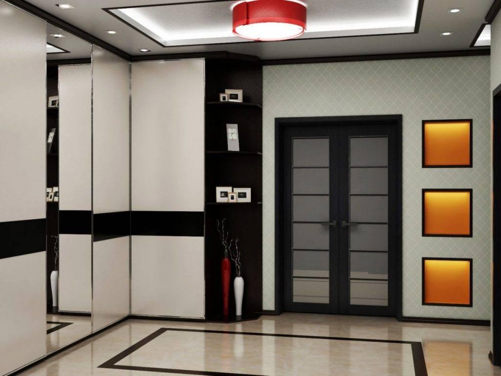 Шкаф-купе: 50 фото в интерьере, виды и идеи дизайна