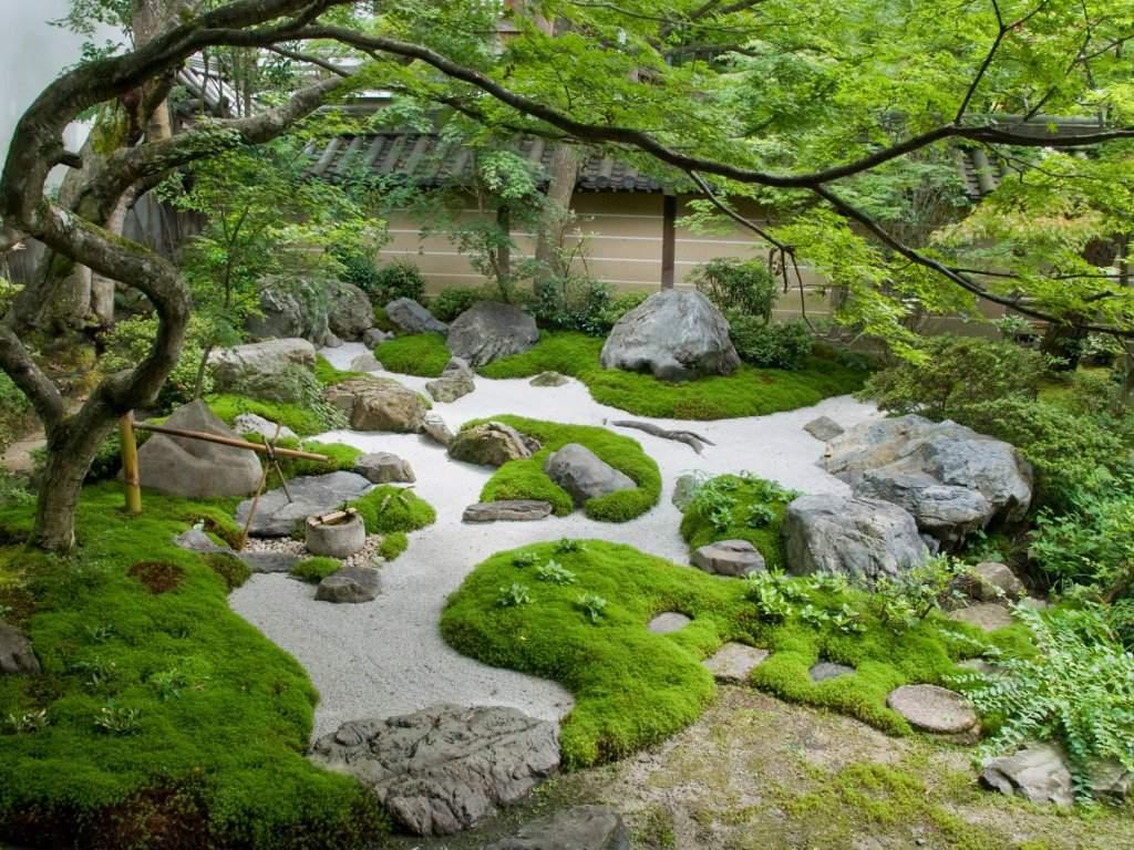 Японский сад – принципы и правила создания стиля