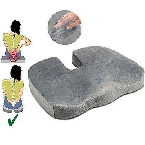Ортопедические подушки для сидения — какую выбрать?