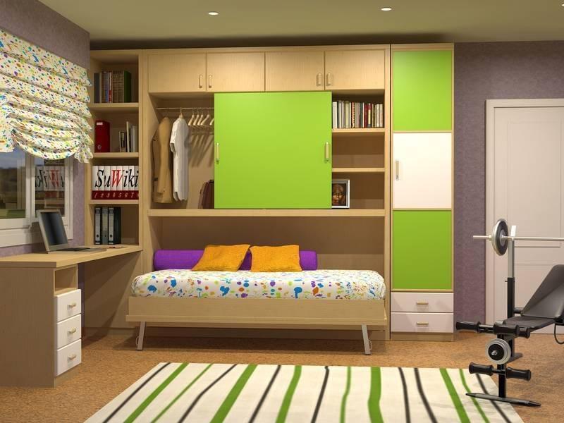 Как обустроить детский уголок в однокомнатной квартире? 70 фото идеи лучших решений по оформлению детской зоны для школьника, планировка пространства для маленького ребенка