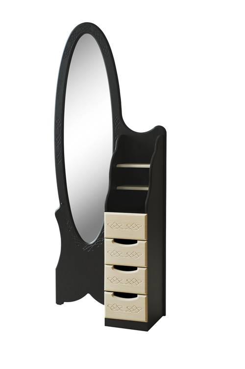 Трельяж и трюмо с зеркалом: фото идеи дизайна для спальни и прихожей