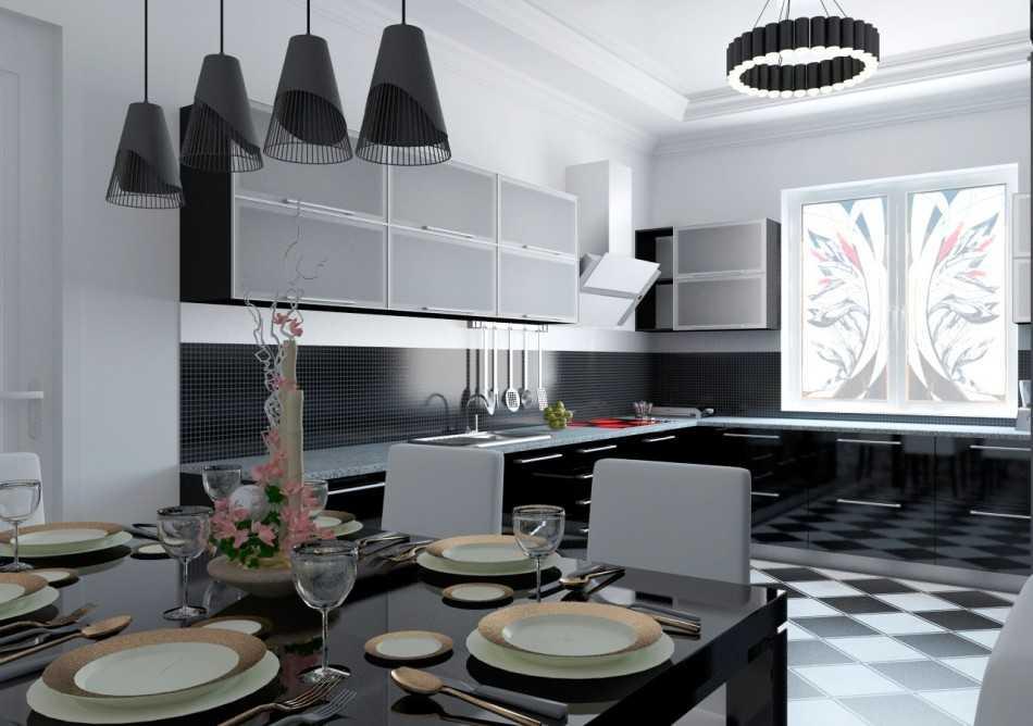Кухня в стиле хай-тек: 70+ фото примеров от профессиональных дизайнеров