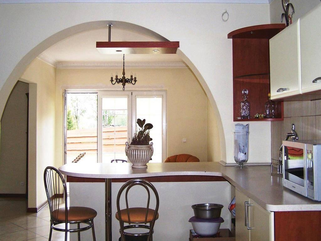 Арка в гостиной: 140 фото современных идей украшения гостиных при помощи арок
