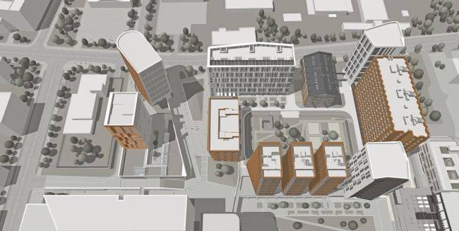 Квартал eleven - ао специализированный застройщик «рсг - академическое» - квартиры и недвижимость в екатеринбурге