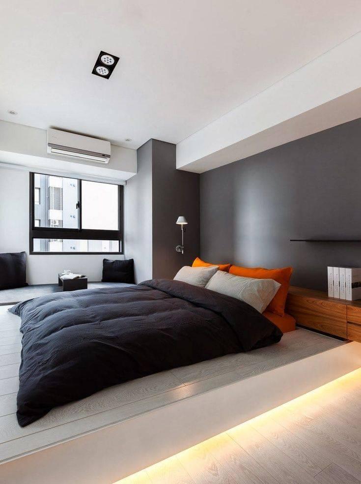Дизайн спальни разных стилей:200+(фото) современных интерьеров
