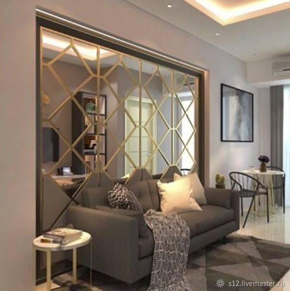 Зеркальная плитка в интерьере: фото и идеи декора | дом мечты