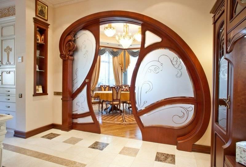 Арка в прихожей и коридоре: виды, расположение, выбор материала, формы, дизайна