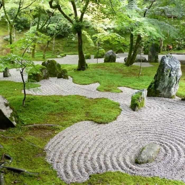 Японский сад своими руками: 23 фото-идеи