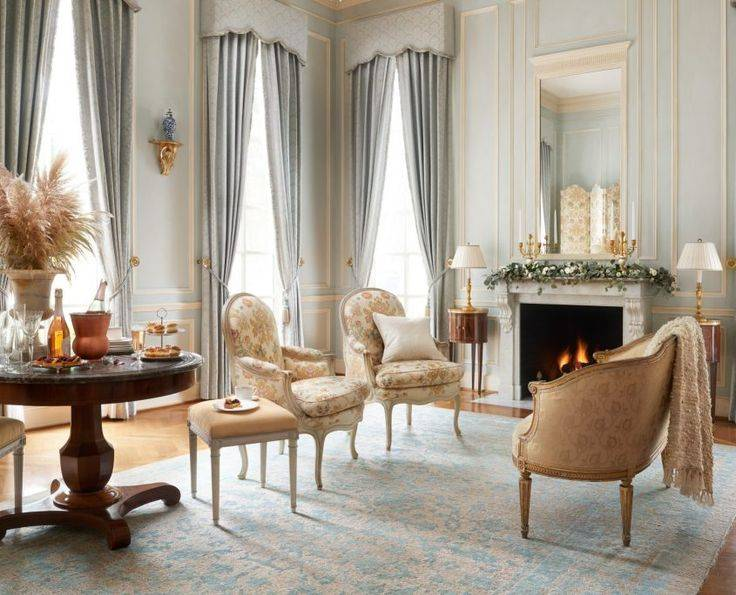 Стиль рококо в интерьере: 75 вариантов декора