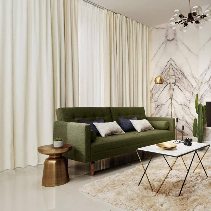 Дизайн гостиной 2020: 100 фото модных новинок и трендов