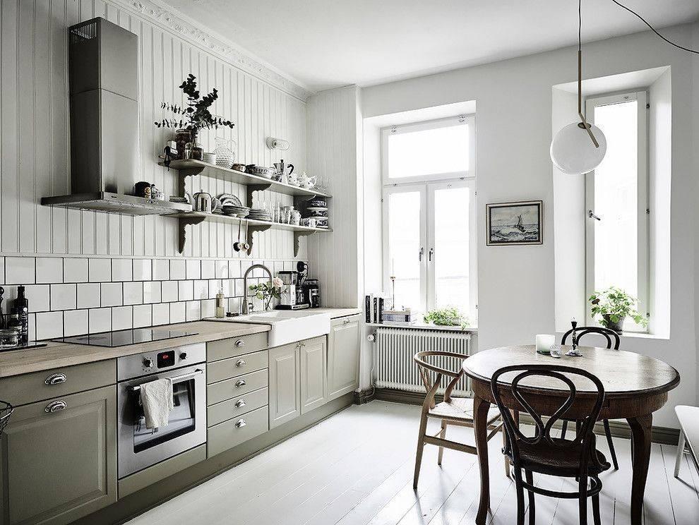 Кухня в скандинавском стиле: 45 фото интерьеров кухни - my scandi