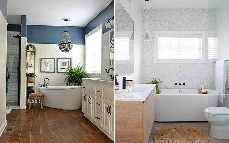 Окно в ванной комнате: быть или не быть?