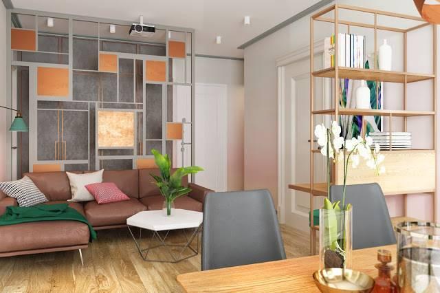 Основные правила дизайна рабочего места в гостиных комнатах интерьер и дизайн