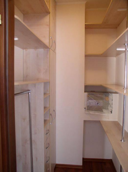 Идеи обустройства кладовок в квартире: 95 фото лучших вариантов оборудования и дизайна кладовки или чулана