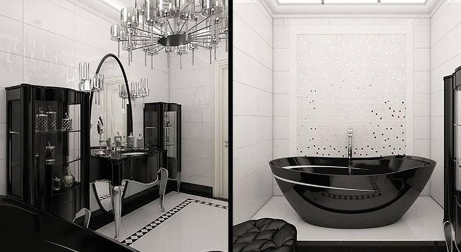 Белая ванная комната: плюсы и минусы, варианты дизайна
