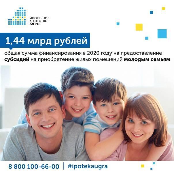 Программы по улучшению жилищных условий молодых семей в 2019 году - программа «молодая семья»