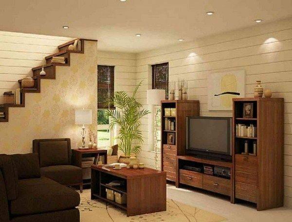 Дизайн интерьера гостиной — 10 советов по обустройству гостиной комнаты (75 фото)