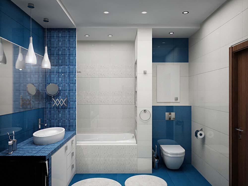 Дизайн ванной комнаты 5 кв. м. - 70 фото грамотного оформления ванной комнаты