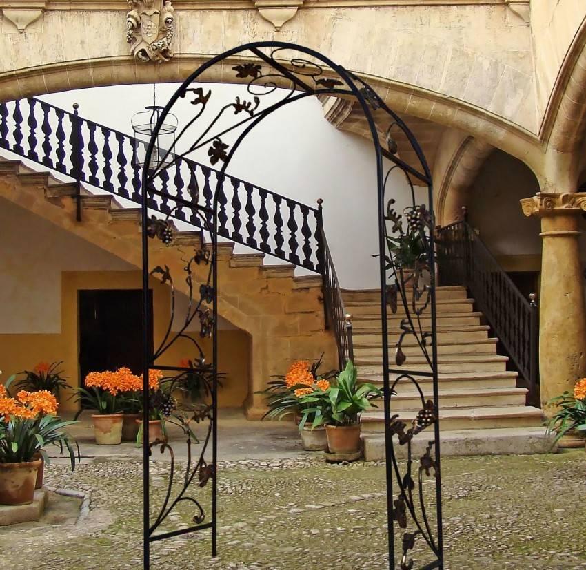 Деревянная арка для сада своими руками инструкции по изготовлению