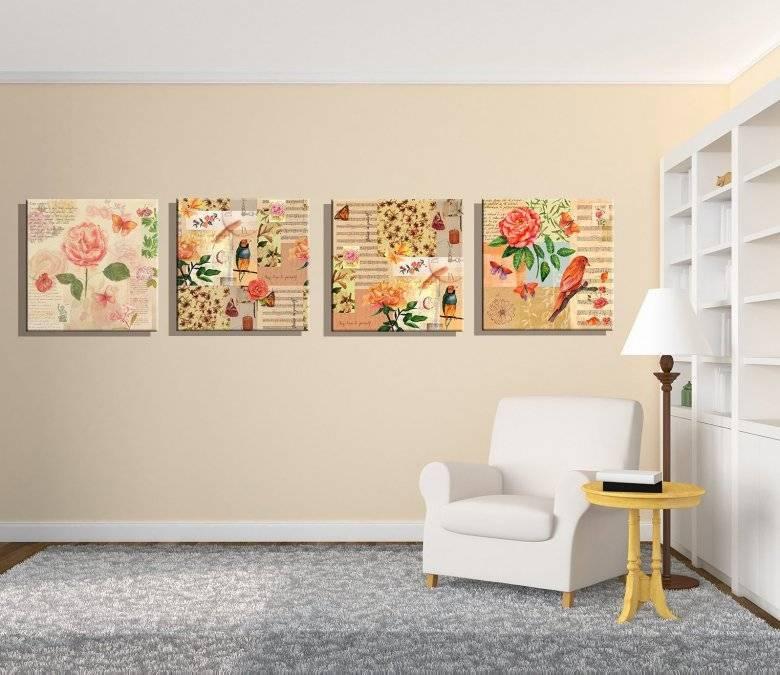 Идеи картин для интерьера