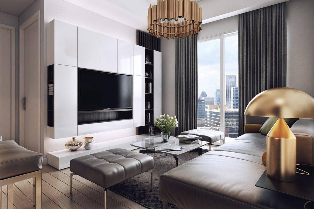 Стиль контемпорари в интерьере современной квартиры