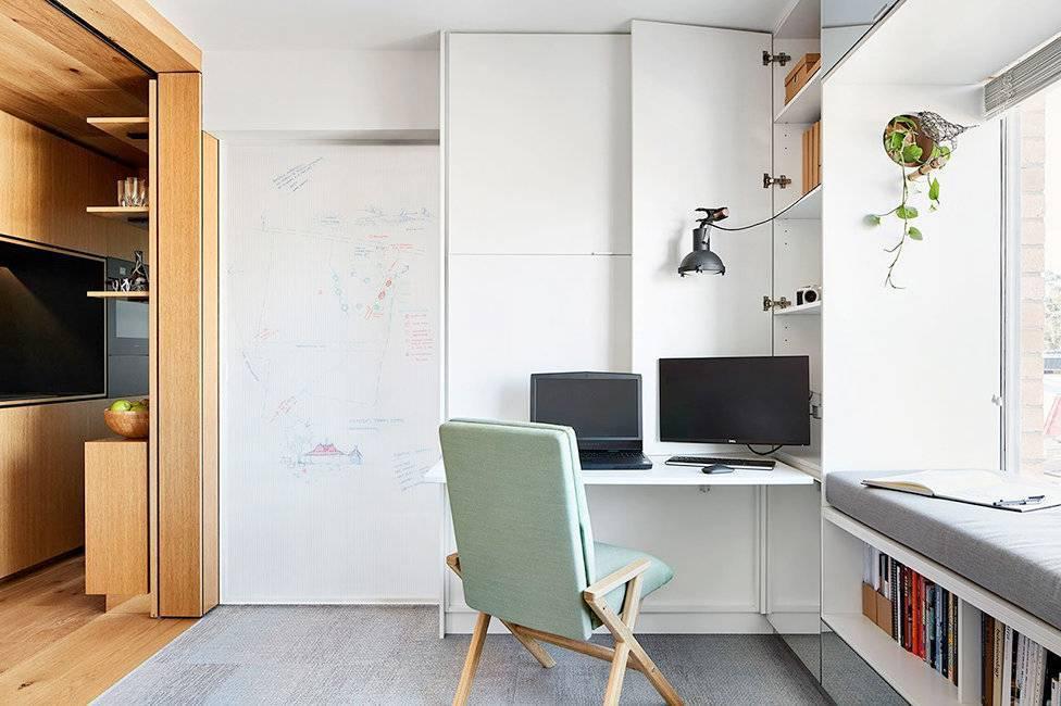 12 лучших современных интерьеров маленьких квартир