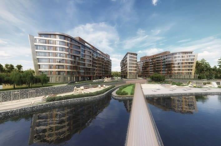 Дома на набережных: выбираем новостройку у воды! дом у реки новые кварталы.