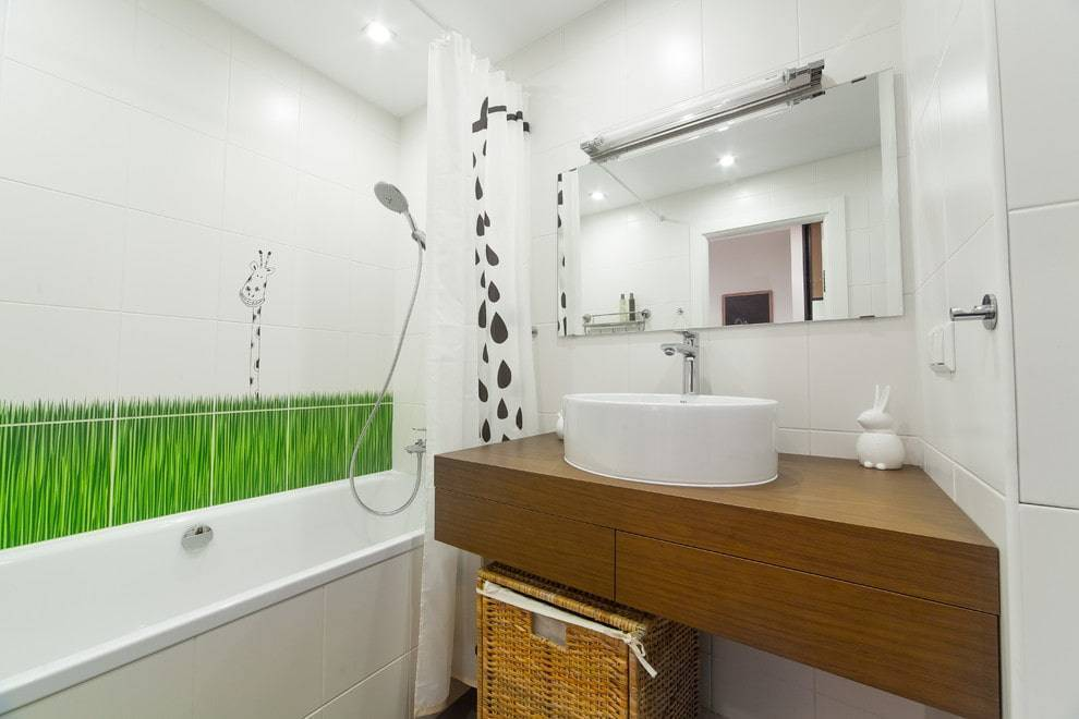 Бежевая ванная комната: особенности, сочетание цветов, выбор стиля