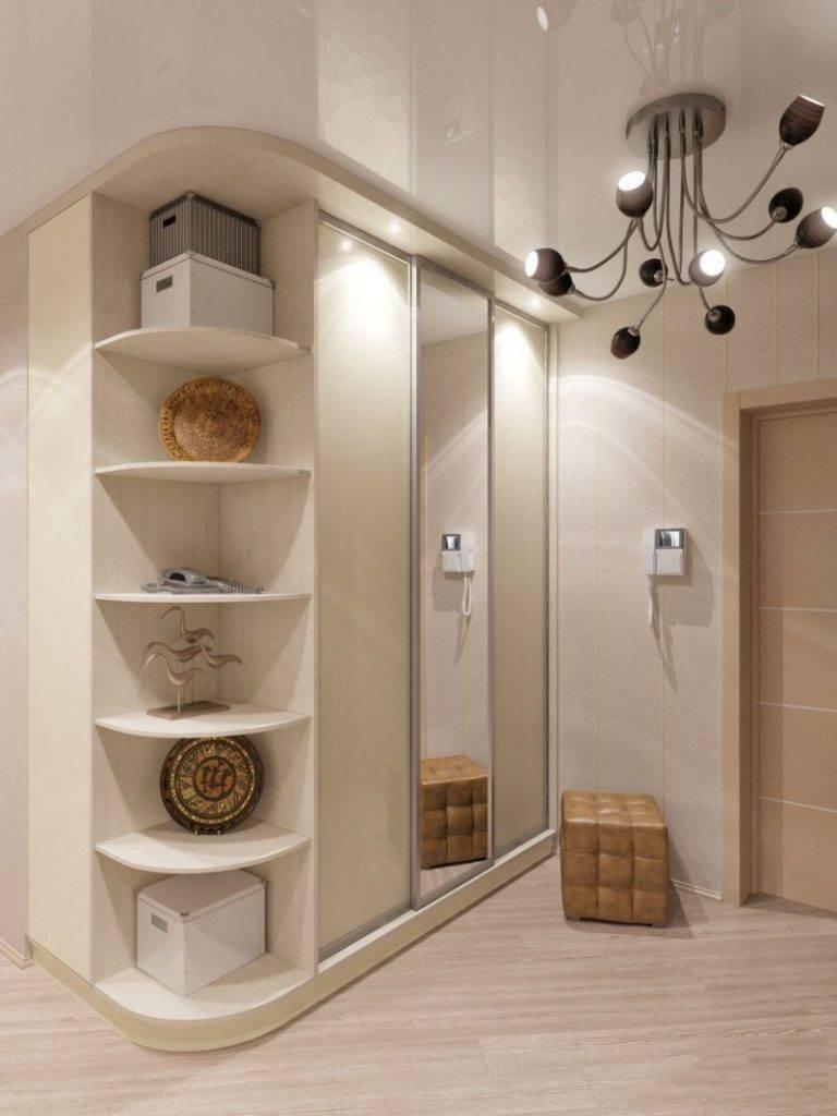 Угловая прихожая в маленький коридор: как подобрать мебель и правильно ее расставить?