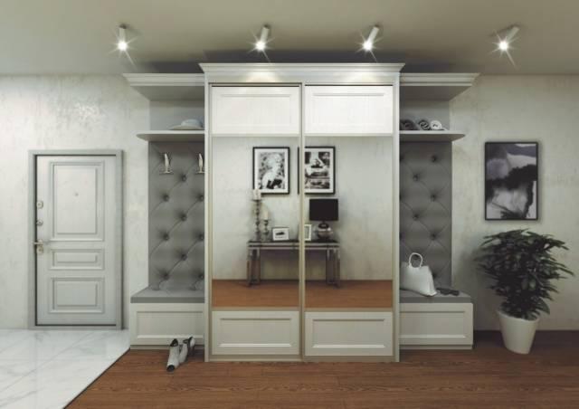 Угловой шкаф-купе в прихожую (67 фото): идеи дизайна шкафа для маленькой прихожей своими руками