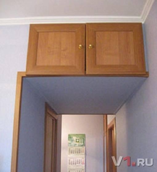 Антресоль в коридоре: как сделать в прихожей своими руками, шкафы-купе как задекорировать, изготовление и монтаж зеркала в квартире