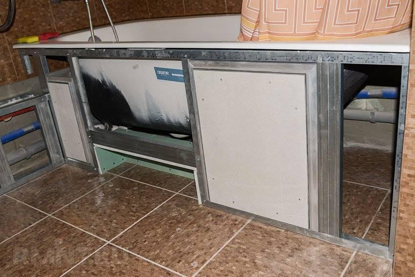 Экран в ванной комнате — как подобрать под интерьер