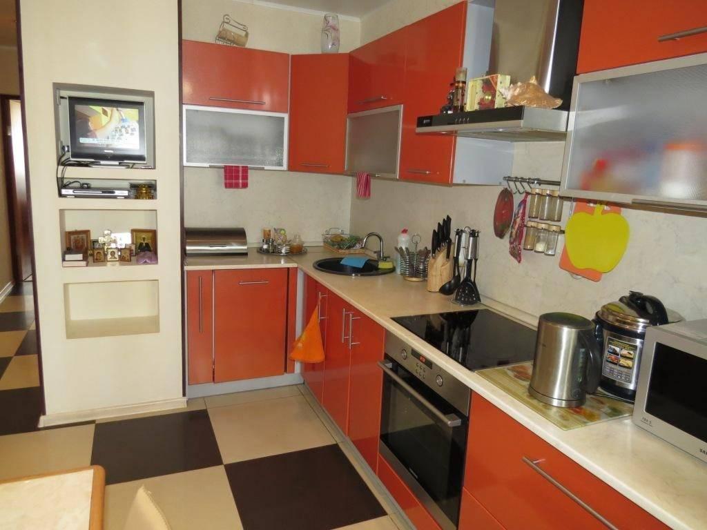75 вариантов планировки кухни 10 кв.м. серии п-44