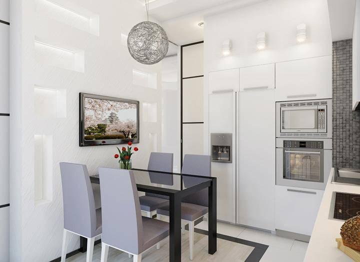 Двухкомнатная квартира 60 кв. м: дизайн и планировочные решения