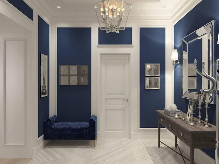 Лучший цвет для прихожей в доме: 7 идеальных оттенков оформления